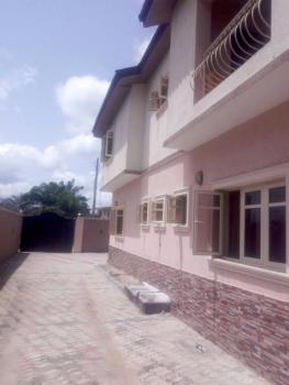 4 Bedroom Semi Detached Duplex with 2 Bedroom Pent House, 22 Adebisi Tolani Street, Medina Estate, Medina, Gbagada, Lagos, Semi-detached Duplex for Sale