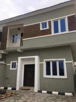Superbly Built 3 Bedroom Semi Detached Duplex with a Bq, Osapa, Lekki, Lagos, Semi-detached Duplex for Rent