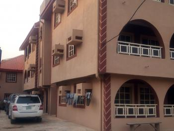 New 3 Bedroom Apartment, Off Idowu Rufai Street, Ago Palace, Isolo, Lagos, Flat for Rent