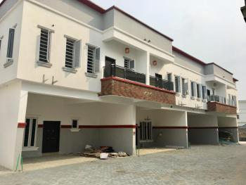 24/7 Serviced 4 Bedrooms Terrace Duplex  Uniformed Police Security, Orchid Road, Off Chevron Toll Gate, Lekki Expressway, Lekki, Lagos, Terraced Duplex for Sale