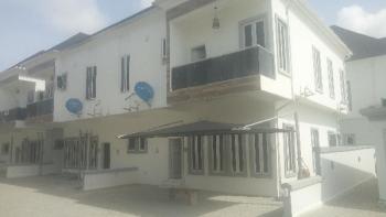 Luxury New 4 Bedroom Duplex Tastefully Finished with 24\7 Power, Lafiaji, Lekki, Lagos, Semi-detached Duplex for Sale
