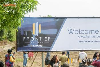 Luxury Serviced Plot, Frontier Estate, Bogije, Ibeju Lekki, Lagos, Residential Land for Sale