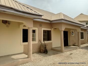 2 Units of 2 Bedroom Bungalows, Off Nepa Road, 2.2, Kubwa, Abuja, Flat for Rent