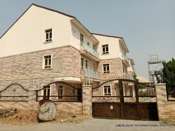 5 Units of Luxury 4 Bedroom Terraced Duplex with Bq, By Akwa Ibom Governors Lodge, Asokoro District, Abuja, Terraced Duplex for Rent