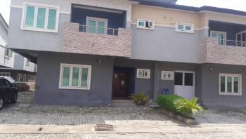 Sales & Rent Option Serviced 4  Bedroom Duplex with Massive Rooms and 2 Sitting Rooms, 1 Room Bq, Lekki Gardens 1, Ikate Elegushi, Lekki, Lagos, Semi-detached Duplex for Sale