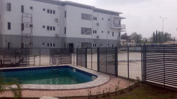 Brand New Diplomatic Fully Serviced 3 Bedroom Flat with Pool, Gym Room, Massive Parking Space,24hrs Services, Katampe Extension, Katampe, Abuja, Flat for Rent