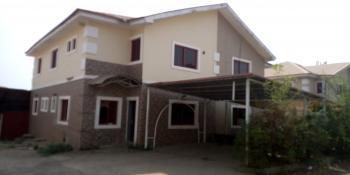 Tastefully Finished 4 Bedroom Semi Detached House, Garki 2 District, Garki, Abuja, Semi-detached Duplex for Rent
