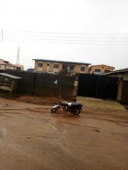a Block of 4 Flats of 2 Bedroom Each in a Serene Environ, Ifesowapo Street, Off Dfri Road, Abaranje, Ijegun, Ikotun, Lagos, Block of Flats for Sale