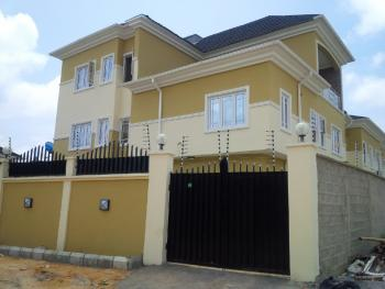 Well Located and Superbly Finished 4 Bedroom Duplex a, Peninsula Garden Estate, Ajah, Lagos, Terraced Duplex for Rent
