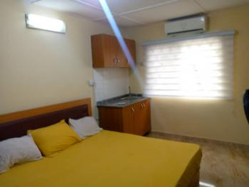 Furnished Room Self Contained for Weekly and Monthly, 6 Baba Yusuf Close, Off Makinde Street By Radio Bus-stop, Alausa, Ikeja, Lagos, Self Contained (single Rooms) Short Let