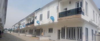 Brand New 4 Bedroom Semi Detached Duplex, After Chevron Toll Gate, Lekki, Lagos, Detached Duplex for Sale
