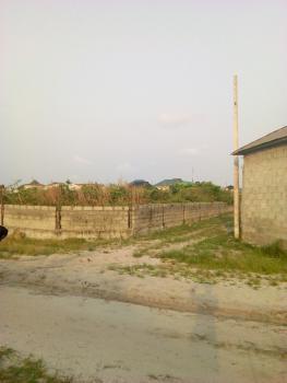 12 Plots of Fenced Corner Piece Bare Land, Behind Mayfair Gardens Estate, Awoyaya., Behind May-fair Gardens, Gbetu Town, Awoyaya, Ibeju Lekki, Lagos, Mixed-use Land for Sale