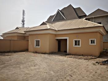 1 Bedroom Self Contained Property with Ample Parking Space, By Deeper Life Camp Ground, After Next Cash and Carry, Kado, Abuja, Mini Flat for Rent