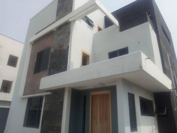 Brand New 5 Bedroom Fully Detached Duplex with 2 Rooms Bq, Swimming Pool, Cctv, Cinema Room, 2 Living Rooms, 2 Master Bedroom, Etc, Foreshore Estate, Mojisola Onikoyi Estate, Ikoyi, Lagos, Detached Duplex for Sale