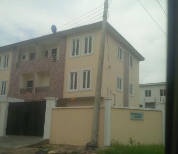 Luxury New Property, Osapa, Lekki, Lagos, Terraced Duplex for Sale