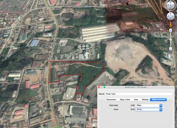 Industrial Land, Km 8 Old Lagos Road,  Ibadan Tollgate, Idi Ayunre, Oluyole, Oyo, Industrial Land for Sale