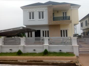an Exquisitely Built and Finished 4 Bedroom Duplex with Bq, Pearls Garden Estate, Sangotedo, Ajah, Lagos, House for Sale