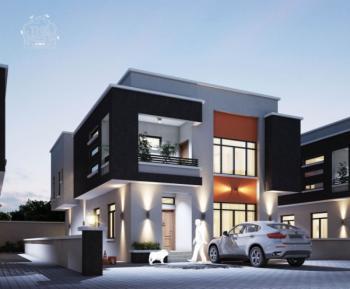 4 Bedroom + 1 Bq Expansive Duplex, Logic Palm Road, Off Lekki-epe Expressway, Abijo, Lekki, Lagos, Detached Duplex for Sale