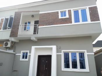 Super Tastefully Well Finished 3 Bedroom Semi Detached with Bq, By Shoprite, Osapa, Lekki, Lagos, Semi-detached Duplex for Rent