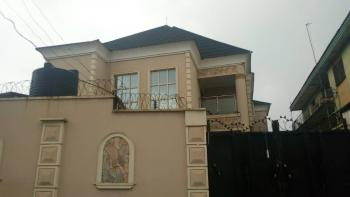 New Duplex Plus 2 Flat, Oladipo Ige Close, Dopemu, Agege, Lagos, Block of Flats for Sale