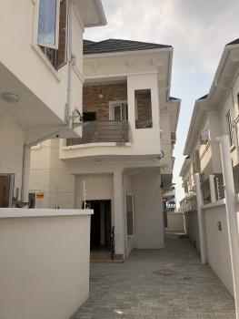 4 Bedroom Semi Detached Duplex with B.q, By 2nd Toll Gate, Lekki, Lagos, Semi-detached Duplex for Sale