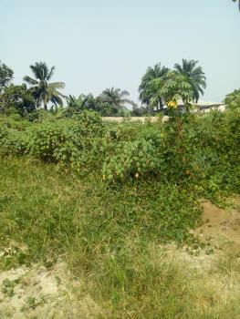 2432.177sqm Land Property, Ndon Ebom Along Airport Road, Uyo, Akwa Ibom, Mixed-use Land for Sale