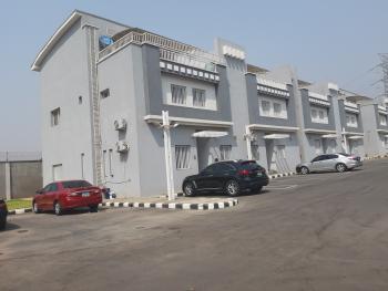 4 Bedroom Terraced House with Bq, Opposite Gwarinpa Pedestrian Bridge Along Kubwa Express, Katampe Extension, Katampe, Abuja, Terraced Duplex for Rent