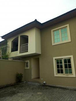 Luxury 5 Bedroom Semi-detached Duplex, Aliu Road, Lekki Phase 1, Lekki, Lagos, Semi-detached Duplex for Rent