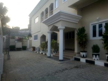an Exquisitely Finished Serviced 5 Bedroom Duplex  with 2 Room Bq, Off Alvan Ikoku, Maitama District, Abuja, Detached Duplex for Rent