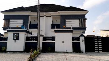 4 Bedroom Duplex with a Bq, Ikate Elegushi, Lekki, Lagos, Semi-detached Duplex for Sale