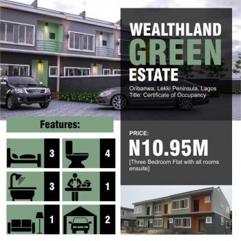 Most Affordable Luxury Estate, Oribanwa, Ibeju Lekki, Lagos, Mini Flat for Sale