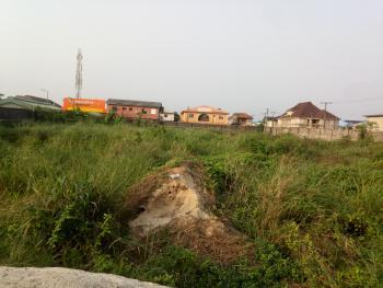 2 Plots of Land Facing Express, Majek, Sangotedo, Ajah, Lagos, Commercial Land for Rent
