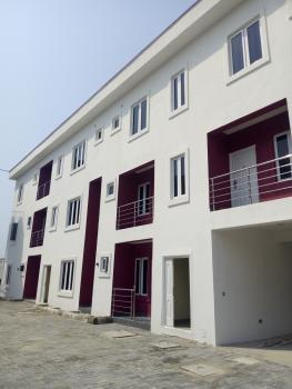 Serviced 12hrs 3bedroom Penthouse Brand New, Chevron Toll Gate, Lafiaji, Lekki, Lagos, Flat for Sale