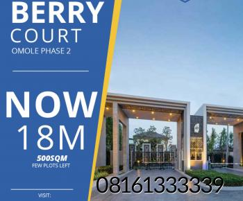 Land, Omole Phase 2 Ext, Gra, Magodo, Lagos, Residential Land for Sale