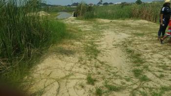 a Full Plot of Land, New Road, Chevron, Igbo Efon, Lekki, Lagos, Residential Land for Sale