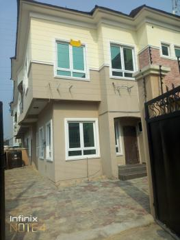 Newly Renovated 4 Bedroom Duplex with Mini Flat (room and Parlor Penthouse), Lekki, Lagos, Semi-detached Duplex for Rent