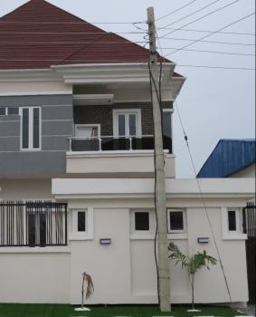 Luxury Brand New 4 Bedroom Semi Detached Duplex with Bq, Chevron, Lekki, Lagos, Semi-detached Duplex for Sale