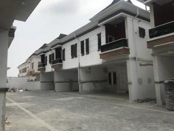 Lovely 4 Bedroom  Terraced Duplex, Lafiaji, Lekki, Lagos, Terraced Duplex for Sale