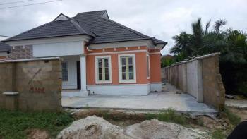 Standard Three Bedrooms Flat, Along New Stadium Road, Uyo, Akwa Ibom, Detached Bungalow for Sale