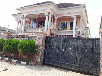 4 Bedroom Duplex with 2 (no) 2 Bedroom Flat and a Bq, Off Old Ipaja Road, New Oko-oba, Agege, Lagos, Semi-detached Duplex for Sale