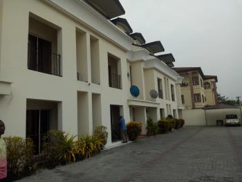 Excellently Finished 4 Bedroom Terraced Duplex with Penthouse, Off Adebayo Doherty, Lekki Phase 1, Lekki, Lagos, Terraced Duplex for Rent