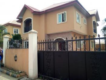 a Luxurious 4 Bedroom Duplex, Red Star Estate, Opposite Mountain of Fire Prayer City, Mowe Ofada, Ogun, Detached Duplex for Sale