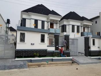 Luxury Newly Built 5 Bedrooms Fully Detached Duplex, Osapa, Lekki, Lagos, Detached Duplex for Sale