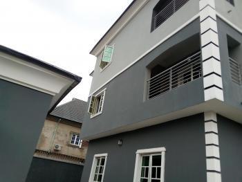 Newly Built 3 Bedroom Flat, Ago Palace, Isolo, Lagos, Flat for Rent