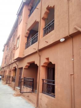 Newly Built 2 Bedroom Flat, Pay and Move in., Ago Palace, Isolo, Lagos, Flat for Rent