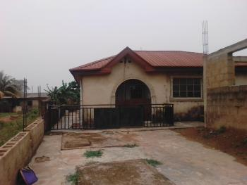 a Detached Bungalow with 2 Other Buildings on 2 Plots of Land, 32, Idowu Moboluwaduro Street, Ajegunle Bus Stop, Before Sango Toll Gate, Sango Ota, Ogun, Detached Bungalow for Sale