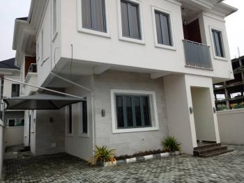 Newly Built 5 Bedroom Semi Detached House, Chevron Alternative, Chevy View Estate, Lekki, Lagos, Semi-detached Duplex for Rent