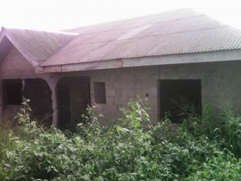 Distressed Sale: 2 Nos of 2 Bedroom Flat Each with 2 No Self Contained, Dpo Road Gberigbe, Off Ijede Rd, Gberigbe, Ikorodu, Lagos, Detached Bungalow for Sale