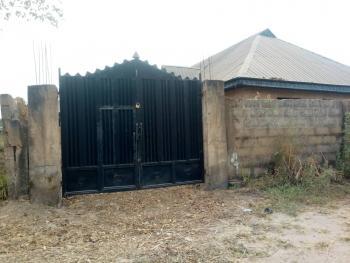 an Uncompleted Building on a Plot of Land, Oyeni Estate, Near Pipeline Emene Eke, Akpuoga Nike, Off Abakaliki Express Road, Emene, Enugu, Enugu, Detached Bungalow for Sale