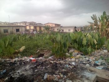 Land with a Block of 8 Nos Shops, Ajegunle-ilo Off Lagos- Abeokuta Expressway, Ijaiye, Lagos, Mixed-use Land for Sale